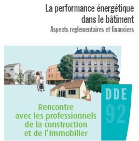 Rencontre sur la perf énergeétique des bâtiments