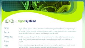 Algae system