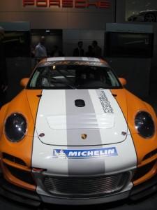 Porsche Compétition Hybrid