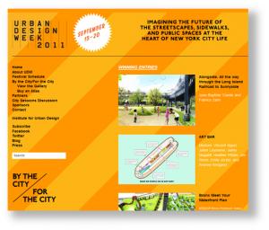 Urban Design Week