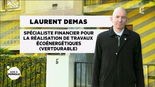 VertDurable sur France5 La Quotidienne2
