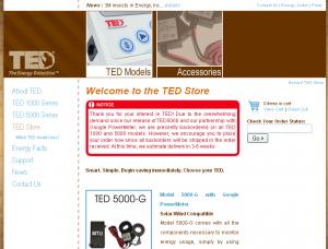 T.E.D.   Store