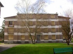Exemple de bâtiment audité (audit thermique)