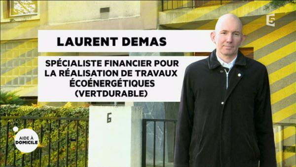 VertDurable sur France5 La Quotidienne2